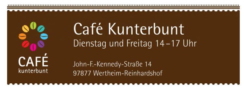 Allerlei Märchen und Geschichten im Café Kunterbunt * Nächster Erzähltermin: Fr. 22.04.2016; 15:00 Uhr