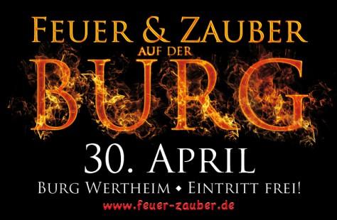 Feuer & Zauber Burg Wertheim 2016
